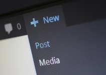 Neuen Content erzeugen, Wordpress New Post